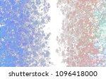 light multicolor  rainbow... | Shutterstock .eps vector #1096418000