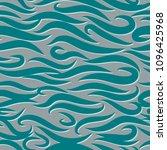 seamless wavy pattern. paper... | Shutterstock .eps vector #1096425968