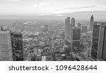 frankfurt  germany   october 31 ... | Shutterstock . vector #1096428644