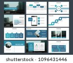 blue bundle presentation... | Shutterstock .eps vector #1096431446