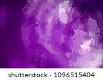 abstract modern vector... | Shutterstock .eps vector #1096515404