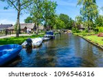 Giethoorn  Netherlands  View Of ...