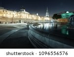 trafalgar square  london  uk  | Shutterstock . vector #1096556576