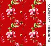 seamless pattern with original...   Shutterstock . vector #1096569500