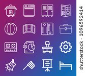 other icon set   outline... | Shutterstock .eps vector #1096592414
