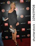 """Small photo of LOS ANGELES, CA - NOVEMBER 10, 2009: """"Accidentally on Purpose"""" star Jenna Elfman at TV Guide Magazine's Hot List Party at the SLS Hotel, Beverly Hills."""