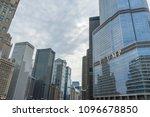 chicago  illinois  usa    april ... | Shutterstock . vector #1096678850