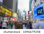 new york city  ny   april 26... | Shutterstock . vector #1096679258