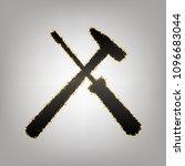 tools sign illustration. vector.... | Shutterstock .eps vector #1096683044