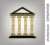 historical building... | Shutterstock .eps vector #1096696508