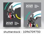 city background business book... | Shutterstock .eps vector #1096709750