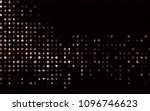 dark black vector background... | Shutterstock .eps vector #1096746623