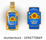 vector label for refined... | Shutterstock .eps vector #1096770869