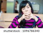 beautiful business asian women... | Shutterstock . vector #1096786340