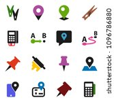 solid vector ixon set  ... | Shutterstock .eps vector #1096786880