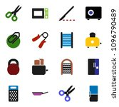 solid vector ixon set  ... | Shutterstock .eps vector #1096790489
