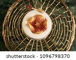freshly vera cocktail on stand... | Shutterstock . vector #1096798370