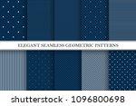 collection of elegant vector...   Shutterstock .eps vector #1096800698