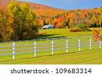 Vermont Foliage  Usa