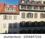 architecture in france | Shutterstock . vector #1096847210