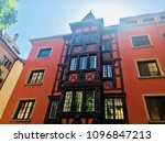 architecture in france | Shutterstock . vector #1096847213