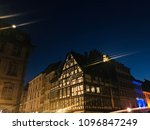 architecture in france | Shutterstock . vector #1096847249