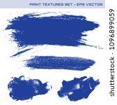 high quality vector paint... | Shutterstock .eps vector #1096899059