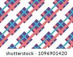 criss cross background in... | Shutterstock .eps vector #1096901420