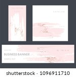 set design templates.... | Shutterstock .eps vector #1096911710