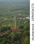 high view wat phra bat tak pha | Shutterstock . vector #1096926173