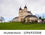 pilgrimage church maria plain... | Shutterstock . vector #1096932008