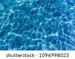 background shot of aqua sea... | Shutterstock . vector #1096998023