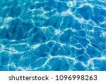 background shot of aqua sea...   Shutterstock . vector #1096998263