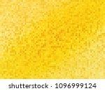 abstract golden mosaic tile...   Shutterstock . vector #1096999124