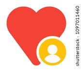 user favorite shape   Shutterstock .eps vector #1097011460