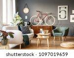 Vintage Unique Living Room...