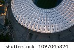 kiev ukraine may 12  aerial... | Shutterstock . vector #1097045324
