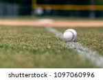baseball background for... | Shutterstock . vector #1097060996