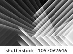 abstract black and white... | Shutterstock . vector #1097062646