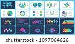 creative business infographic...   Shutterstock .eps vector #1097064626