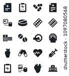 set of vector isolated black...   Shutterstock .eps vector #1097080568