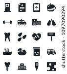 set of vector isolated black...   Shutterstock .eps vector #1097090294