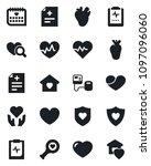 set of vector isolated black...   Shutterstock .eps vector #1097096060