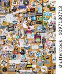 berlin  germany   may 4 2018 ...   Shutterstock . vector #1097130713