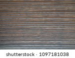 Small photo of Rough fade scratch old horizontal pattern of wood texture, wall, or background