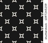 vector minimalist seamless... | Shutterstock .eps vector #1097245259