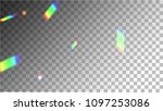 iridescent background.... | Shutterstock .eps vector #1097253086