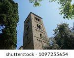 village museum at barcelona | Shutterstock . vector #1097255654