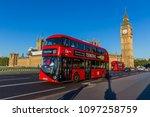 london  uk   july 15 2016   big ... | Shutterstock . vector #1097258759