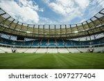 mat 22  2018  volgograd  russia.... | Shutterstock . vector #1097277404